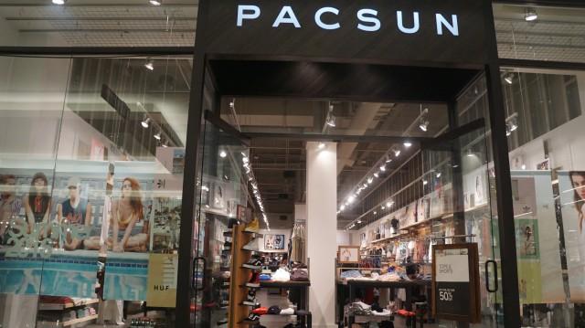 Pacsun Singapore