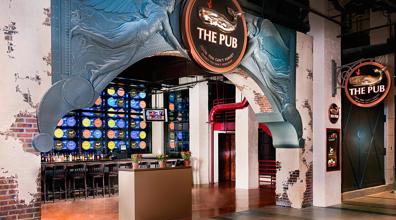 Monte Carlo Las Vegas | The Pub